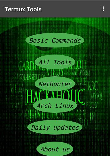 TERMUX COMMANDS : LATEST TOOL & NEWS for Android - APK Download