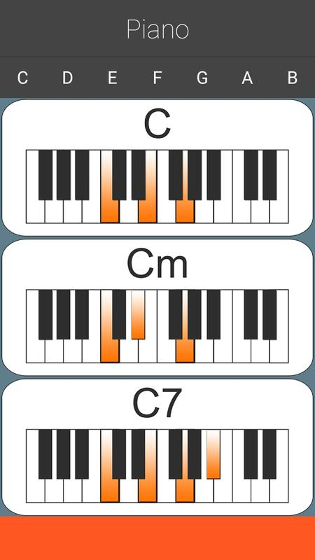 Piano Chords For Android Apk Download