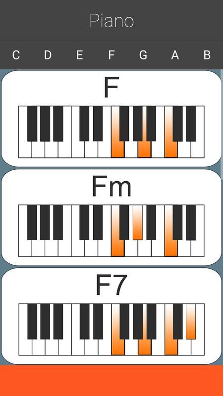 Piano Chords Apk