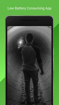 PocketFlashLight - The Simple Flashlight App screenshot 1