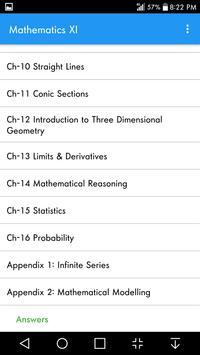 Maths XI screenshot 2
