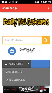 Online Shopping App with_Free Home Delivery_Ati poster