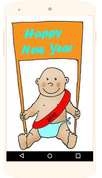 New Year 2018 Pics poster