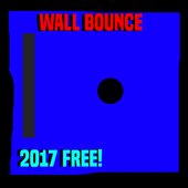 Wall Bounce 2017 Free icon