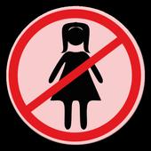 Ninguna Mujer, Nunca! 🙍👠 icon