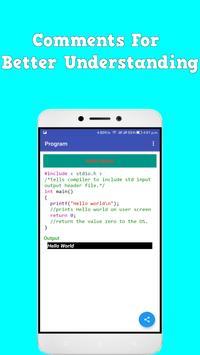 Basic C Programming screenshot 4