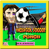 Messi Soccer Punch icon