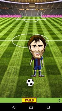 Messi Soccer Punch apk screenshot