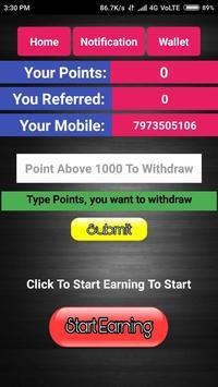Money income screenshot 2