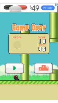 Flappy Famous Dex screenshot 2