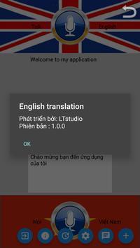 English translation - Thông dịch tiếng anh apk screenshot