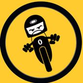 Bikers adda icon
