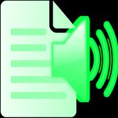 Text to Speech ( English ) icon