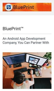 Blueprint app developer apk download free tools app for android blueprint app developer poster malvernweather