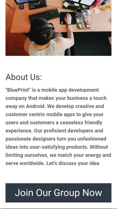 Blueprint app developer apk download free tools app for android blueprint app developer poster blueprint app developer apk screenshot malvernweather Images