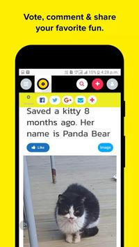Clips: Awesome Images & Videos apk screenshot