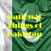 National Things of Pakistan icon