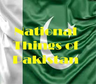National Things of Pakistan apk screenshot
