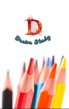 Desire Study poster