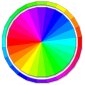 RGB & HeX Color Codes icon