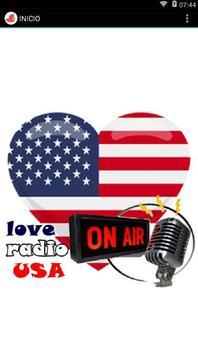 Love Radio Usa poster