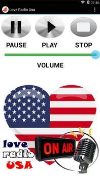 Love Radio Usa apk screenshot