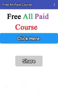 Free All Paid Course screenshot 1