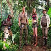 Jumanji Welcome to the Jungle Full Movie icon