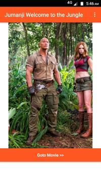 Jumanji Welcome to the Jungle Full Movie poster