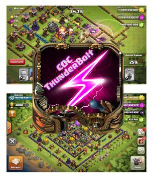 Thunderbolt COC FHX apk screenshot