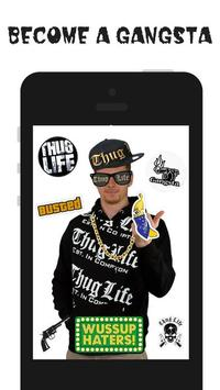 Thug Life Photo Maker apk screenshot