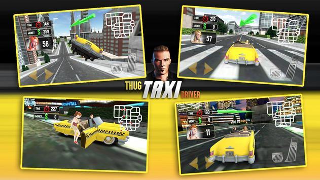 Thug Taxi Driver screenshot 1