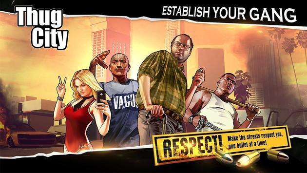 Thug City poster