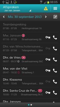 Thuiszorg Teams apk screenshot