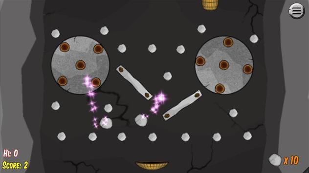 Falling Rocks screenshot 1