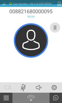 Thuraya Talk screenshot 6