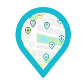 City Guide – Places around me icon