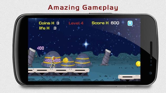 Rodrio: Furious Robot Runner apk screenshot