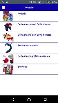 Guia del Betta screenshot 4