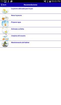 Guia del Betta screenshot 14