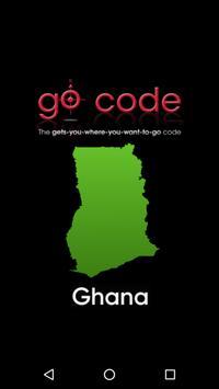 GO Code Ghana Free poster