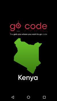 GO Code Kenya Free poster