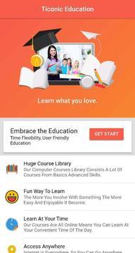 Ticonic Education screenshot 1