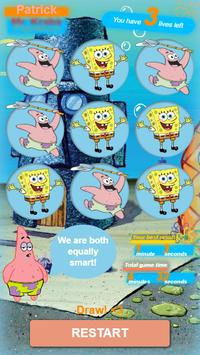 Tic-Tac-Toe with Bikini Bottom poster
