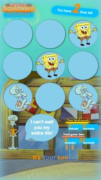 Tic-Tac-Toe with Bikini Bottom screenshot 1