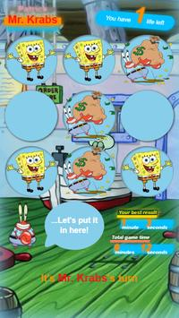 Tic-Tac-Toe with Bikini Bottom screenshot 2