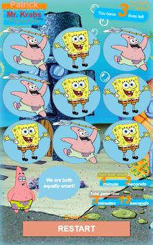 Tic-Tac-Toe with Bikini Bottom screenshot 4