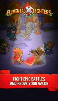 Elemental Fighters screenshot 1