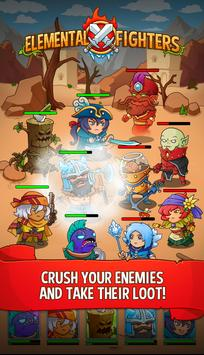 Elemental Fighters screenshot 2