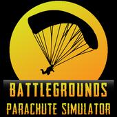 PUBG Parachute Simulator icon